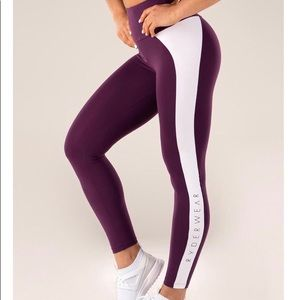 Ryderwear full length high waisted leggings